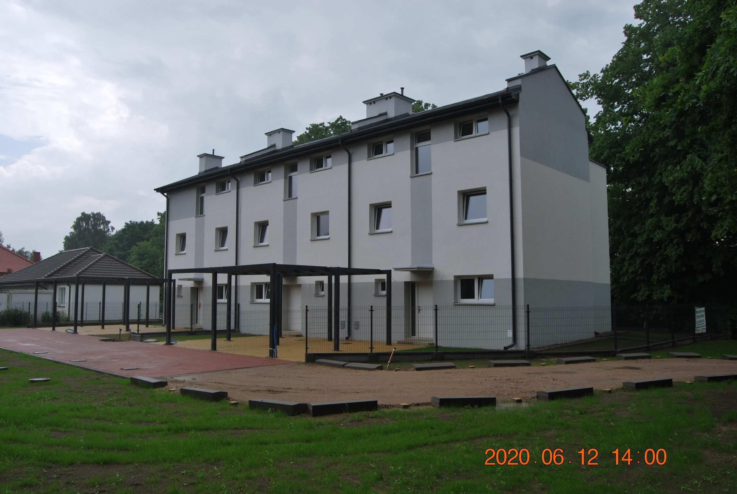 Domy szeregowe Koszalin, ul. Lubiatowska, pow. 130 m2